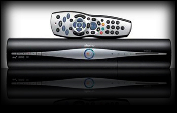 SKY PLUS HD RECEIVER
